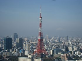 東京タワーが目の前に!ロイヤルパークホテル ザ 汐留で極上ステイ♪