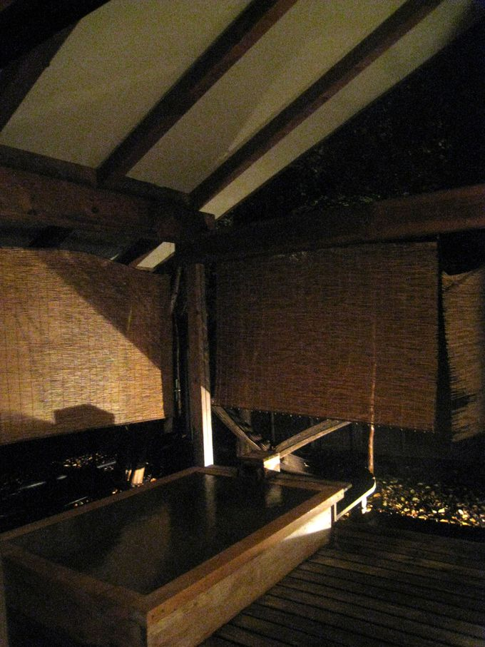 「鬼怒川プラザホテル」名物!充実の個室貸切風呂!