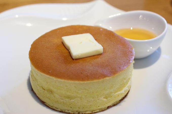 選ばれた食材で作る最高のパンケーキ「雪ノ下」