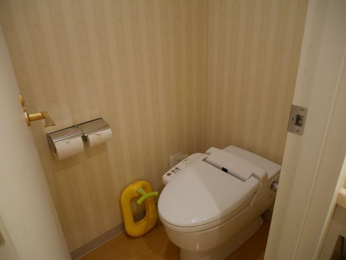 オススメの理由その3「バスルームは全室洗い場付き」