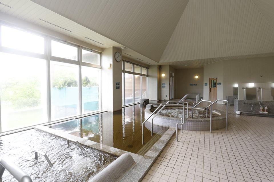 「しほろ温泉プラザ緑風」で北海道遺産モール温泉を楽しむ!
