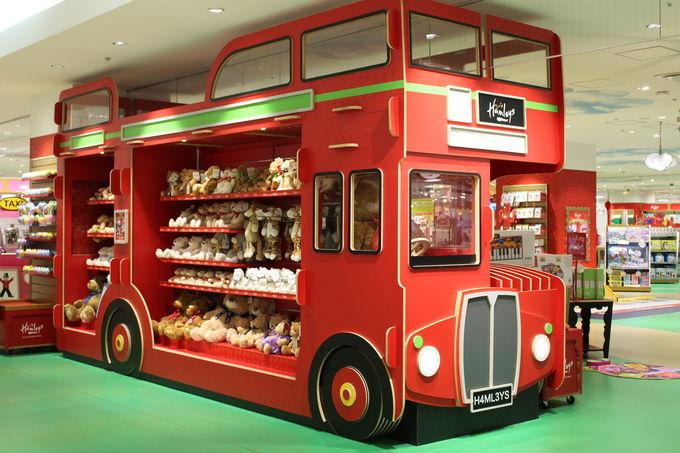 英国最古の玩具店「ハムリーズ」
