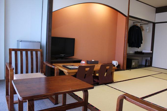 快適で清潔感のある和室