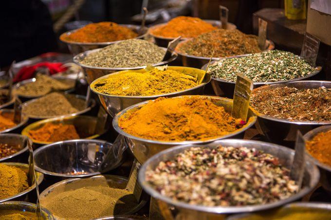 南インドの食