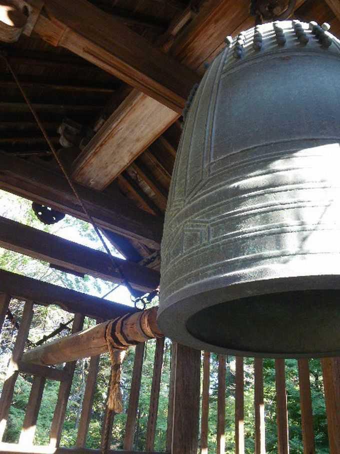 三井の晩鐘は、日本一の湖に届ける音