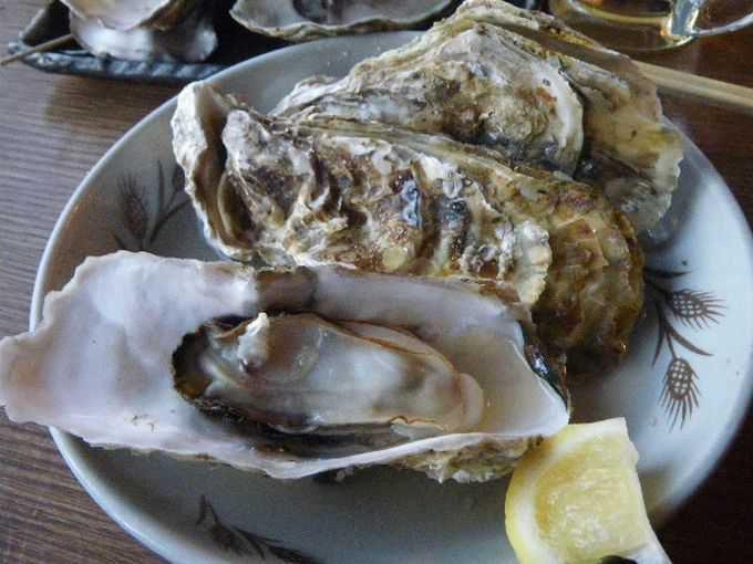 『伊勢角屋麦酒』で鳥羽・浦村産の牡蠣を堪能