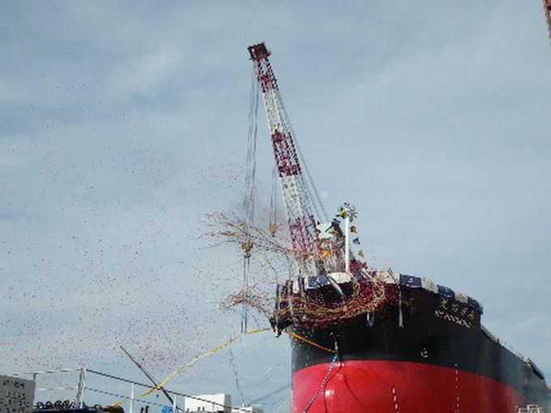 進水式〜船の誕生日をともに祝いましょう!