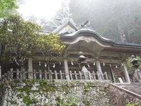 世界遺産のパワースポットめぐり〜熊野古道の三つの神社