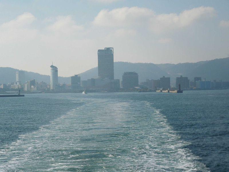 船でしか上陸できない小豆島