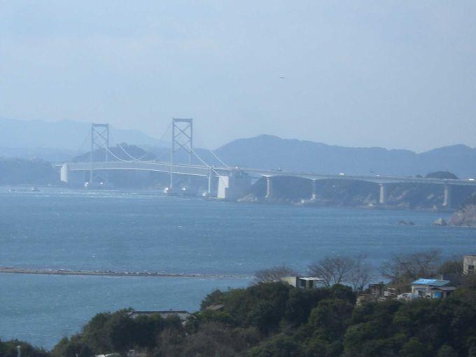 美しい鳴門海峡