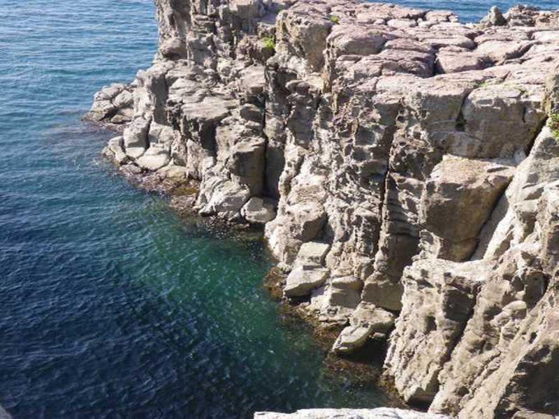 『越前加賀海岸国定公園』をのんびりとドライブ
