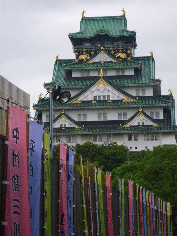 平成中村座が開催された西の丸庭園