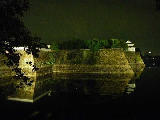 波乱万丈の大阪城