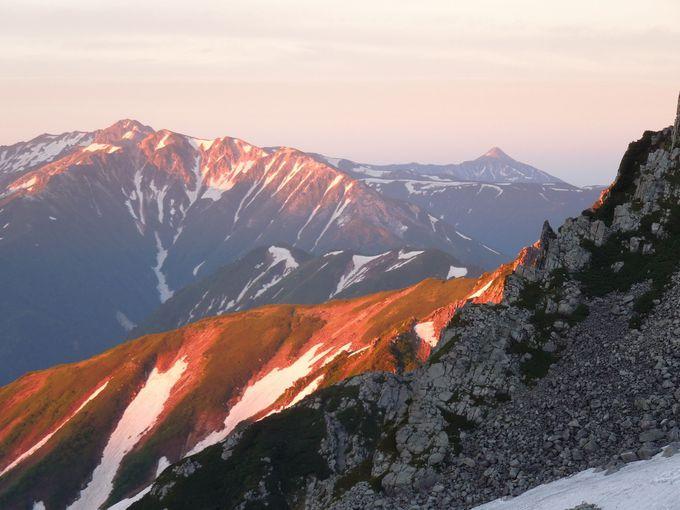 向かい側にある『浄土山』にも登頂し、登山を満喫