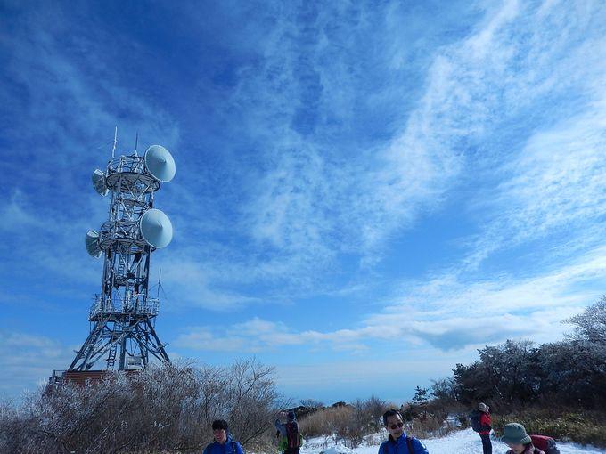 芦屋市最高峰『蛇谷北山(じゃたにきたやま)』から『六甲山最高峰』へ