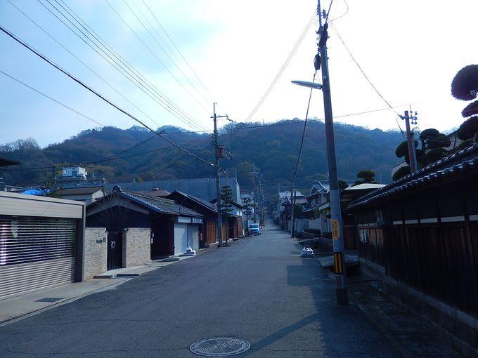『河内ワイン』の名産地にある、大阪の『高尾山』