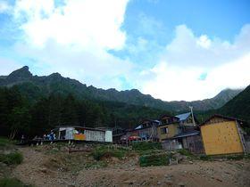 大人気の『赤岳鉱泉』に泊まって、『八ヶ岳』を楽しもう!