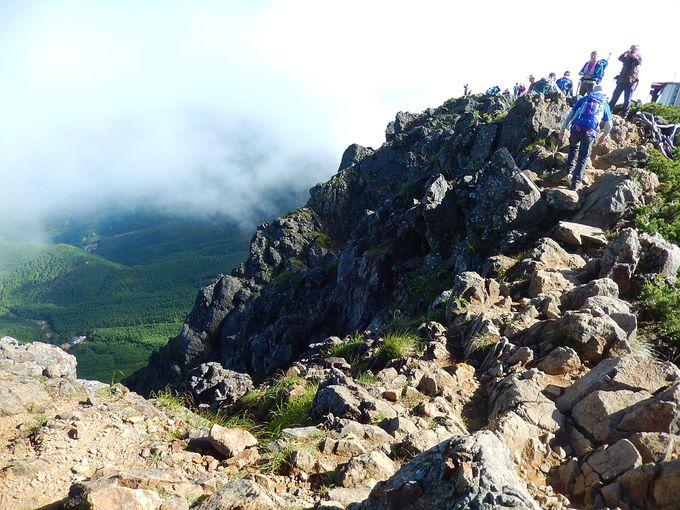八ヶ岳の最高峰『赤岳』へ