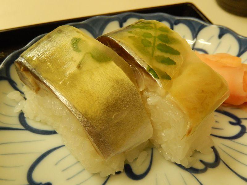 京都で絶対食べたい鯖寿司〜お得に食べるならこのお店!