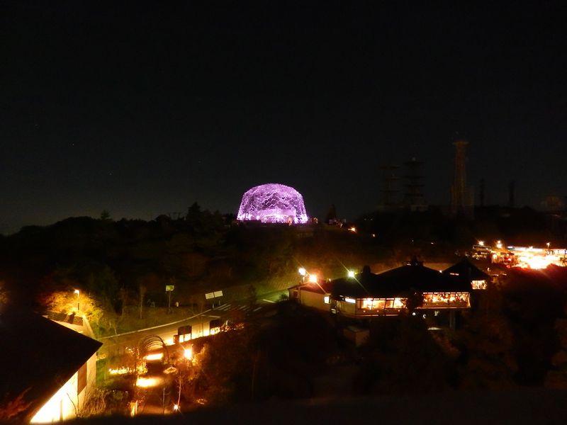 最高の夜景とちょっとドキドキの六甲山ナイトハイク