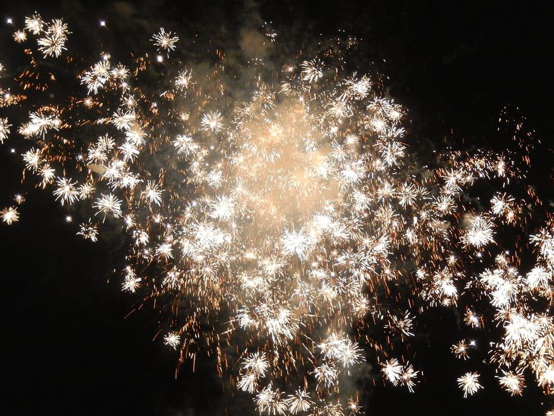 琵琶湖畔の超穴場の花火大会発見!「おごと温泉納涼花火大会」