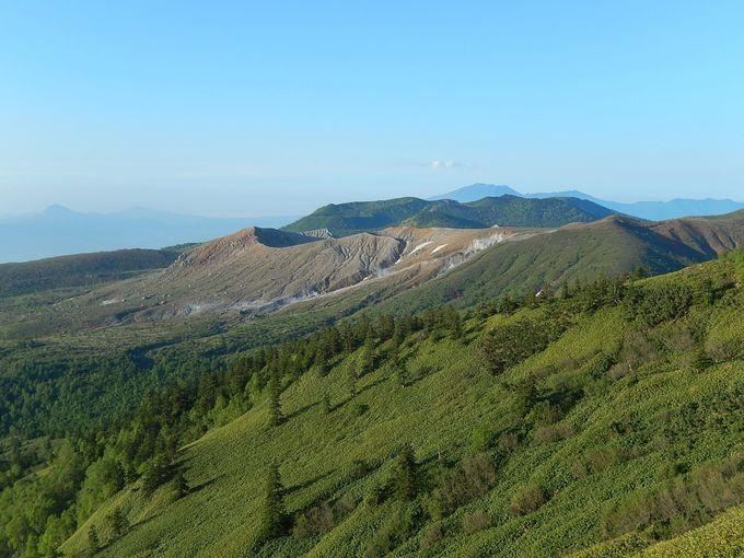 山遊びツアーデスクで大満足ツアーへ