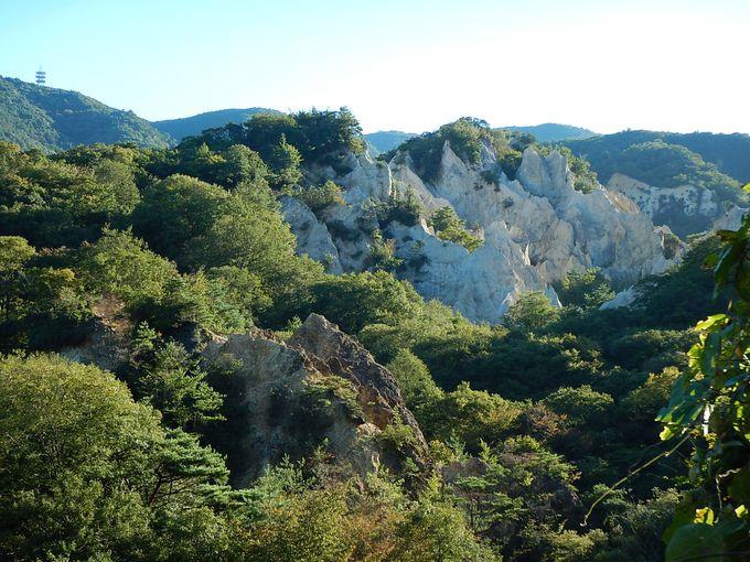 兵庫の『蓬莱峡』は、近くなのにすごい!