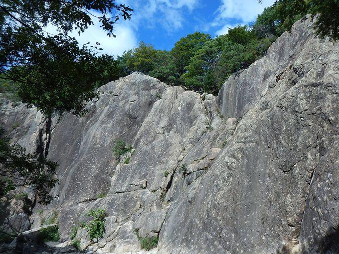 大屏風岩でアルパインクライミングの入り口体験
