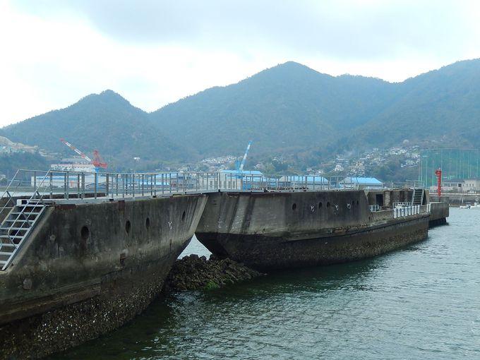 泥舟と揶揄されたコンクリート船