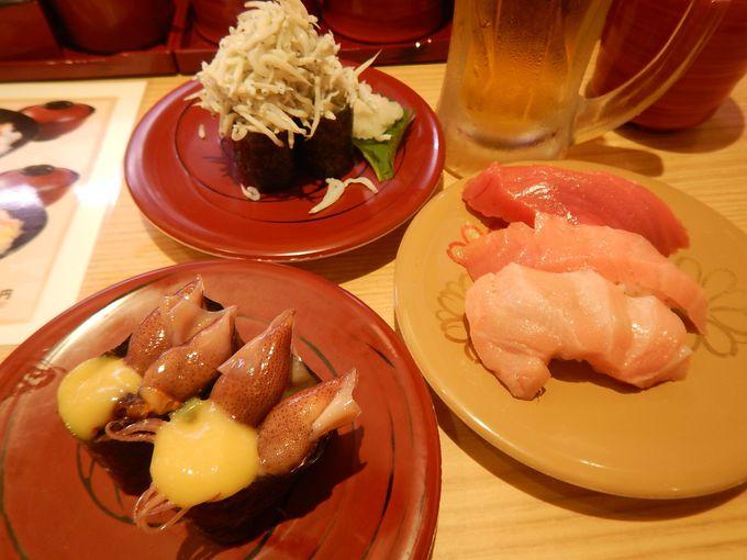 美味しいお寿司を食べるならココ!