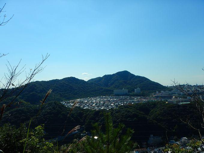 東山から下山するか、高取山まで行くか
