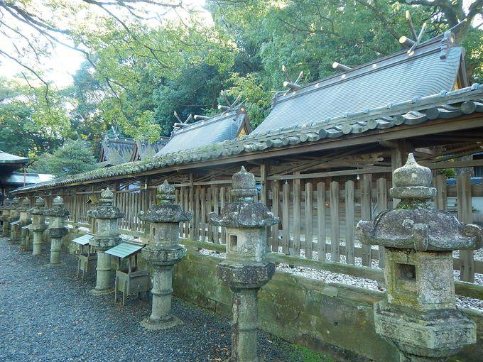 熊野三山の別宮的存在の鬪鶏神社