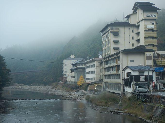 奥熊野・川湯温泉「山水館 川湯みどりや」