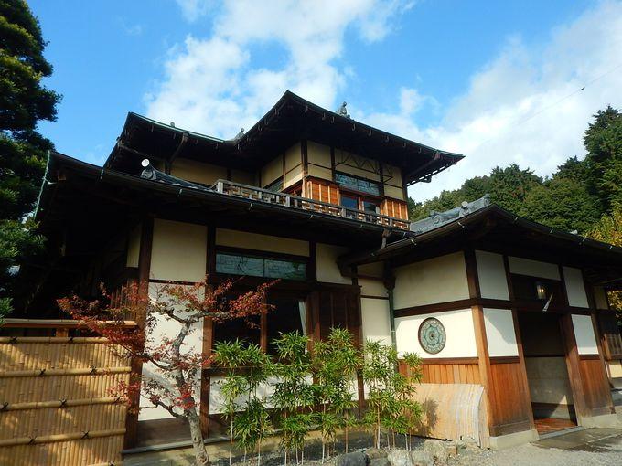吉田山荘の見どころ