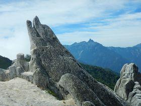 天空の楽園「アルプス表銀座コース」から槍ヶ岳へ、4日かけて稜線歩き