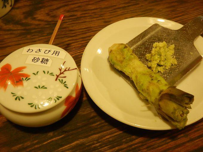 1店目・自家製麺の「官兵衛」
