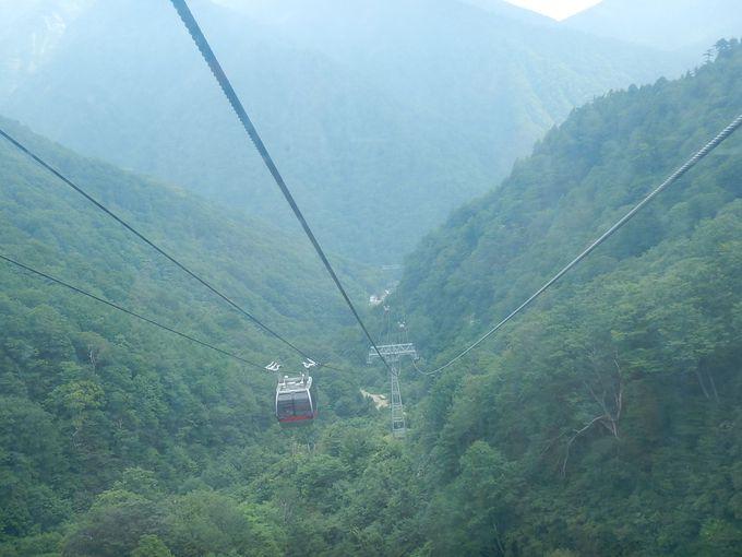 谷川岳ロープウエイで日本百名山・谷川岳にチャレンジ
