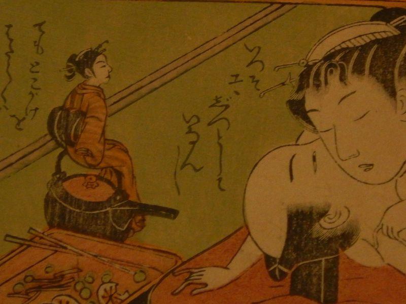 18歳未満入館不可!の春画・妖怪画展が京都・細見美術館で開催中!