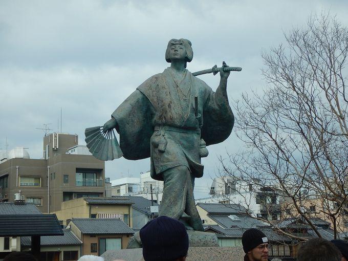 日本最高のエンターテイメント・歌舞伎の発祥の地
