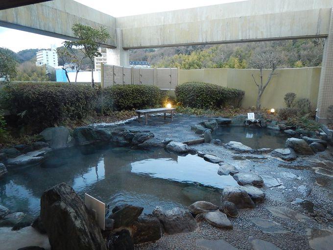 夕方:道後温泉散策&露天風呂