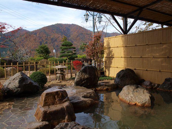 サラサラの温泉・能勢温泉
