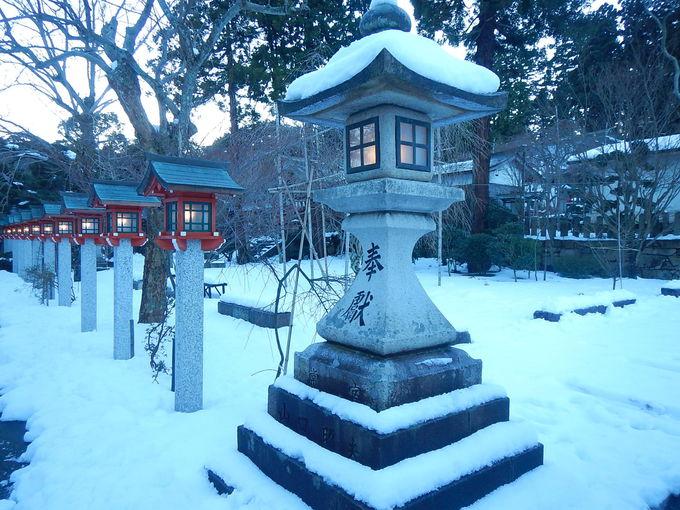 「西方ヶ岳」の登山口・常宮神社で安全祈願