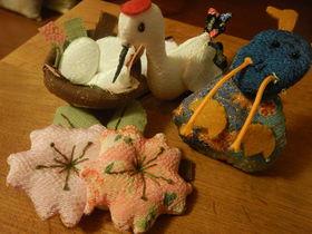 目指せ!滋賀・長浜の「つるし飾り」おうちで自作しませんか?