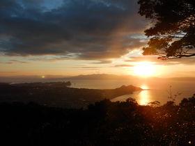 日本百名山!美しい鹿児島の富士「開聞岳」をゆっくり登って山頂へ