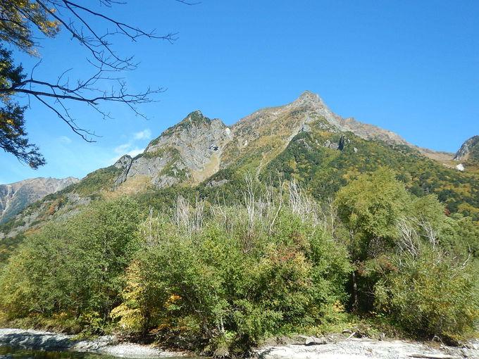 奥上高地・徳澤を越え横尾へ