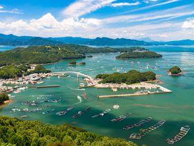 陸路で気軽に島旅!鹿児島県の長島は食も絶景も堪能できる離島