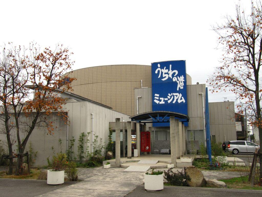 注目は日本唯一のうちわの博物館であるということ!!