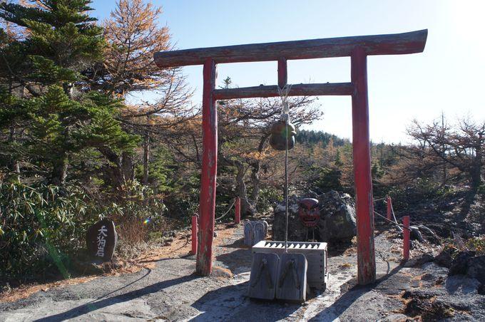 富士山に残る天狗の伝承