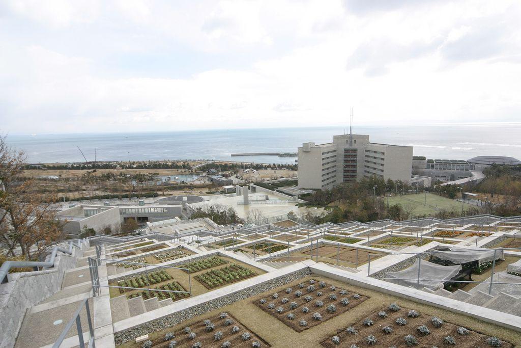 面積は東京ドーム9個分!一年中多彩な花々が楽しめる「国営明石海峡公園」