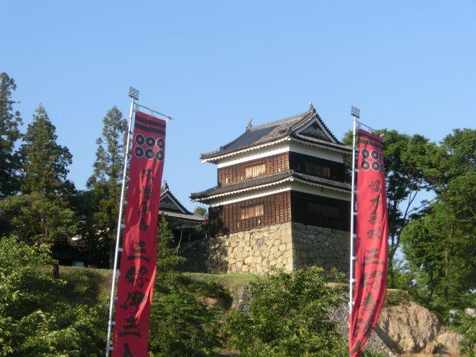 美しい自然に囲まれた史跡「上田城跡公園」